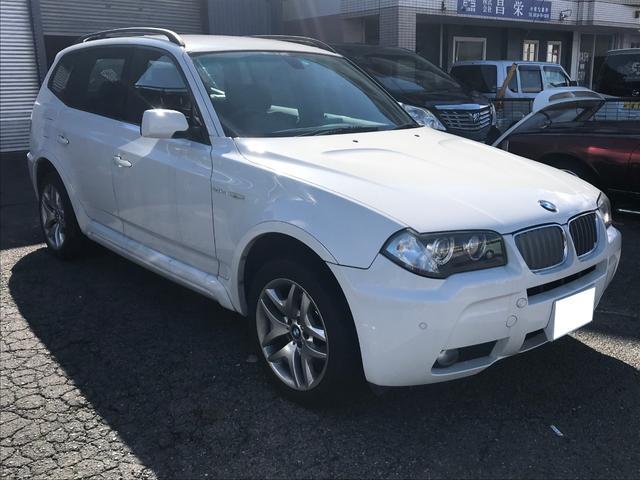 「BMW」「X3」「SUV・クロカン」「愛知県」の中古車3