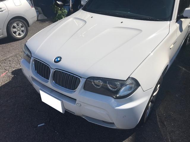 「BMW」「X3」「SUV・クロカン」「愛知県」の中古車8