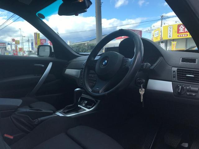 「BMW」「X3」「SUV・クロカン」「愛知県」の中古車22