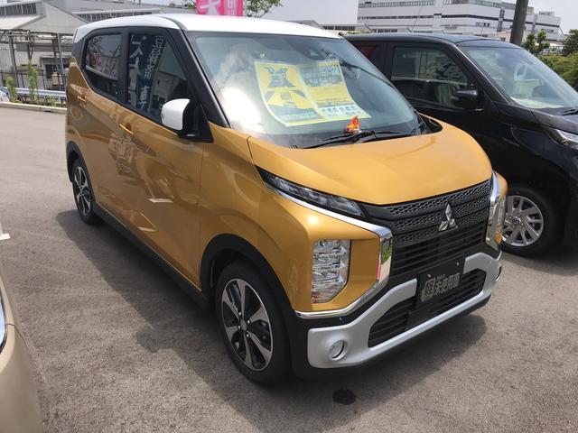「三菱」「eKクロス」「コンパクトカー」「愛知県」の中古車3
