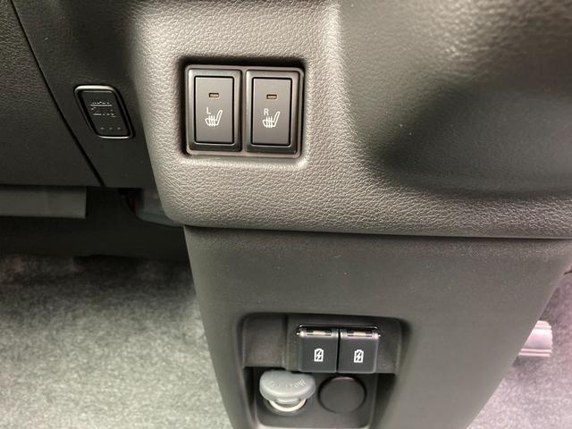 ハイブリッドXZ 届出済未使用車 両側電動スライド デュアルカメラブレーキ オートエアコン スマートキー LEDライト アルミホイール ベンチシート フルフラット シートヒーター(23枚目)