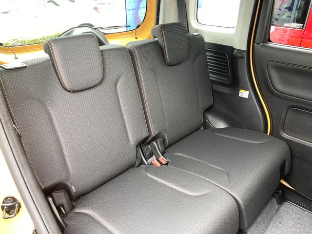 ハイブリッドXZ 届出済未使用車 両側電動スライド デュアルカメラブレーキ オートエアコン スマートキー LEDライト アルミホイール ベンチシート フルフラット シートヒーター(25枚目)