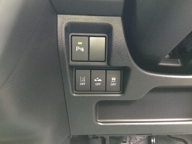 ハイブリッドG 届出済未使用車 衝突軽減ブレーキ ベンチシート オートエアコン スマートキー フルフラット 両側スライドドア(22枚目)