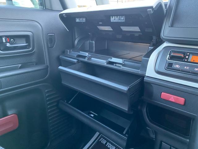 ハイブリッドG 届出済未使用車 両側スライドドア オートエアコン スマートキー マイルドハイブリッド プッシュスタート ベンチシート フルフラット オートライト 軽自動車(19枚目)