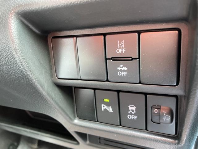 FA チョイ乗り 衝突軽減ブレーキ キーレスエントリー オートライト ベンチシート フルフラット 軽自動車(17枚目)