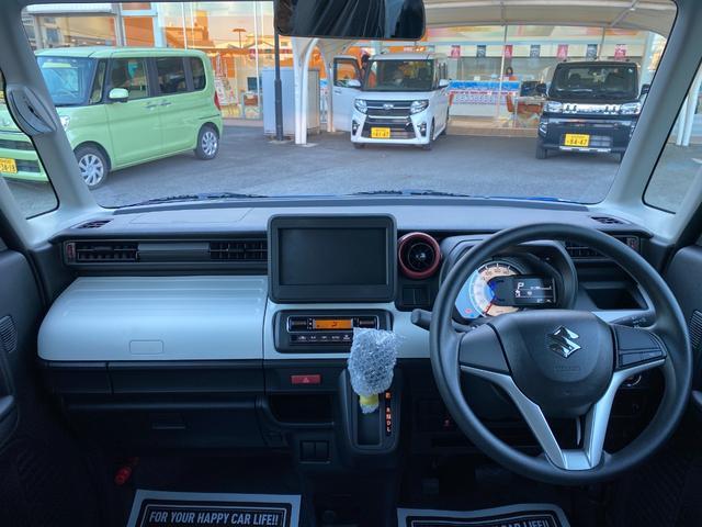 ハイブリッドG 届出済未使用車 両側スライドドア オートエアコン スマートキー マイルドハイブリッド プッシュスタート ベンチシート フルフラット オートライト 軽自動車(12枚目)