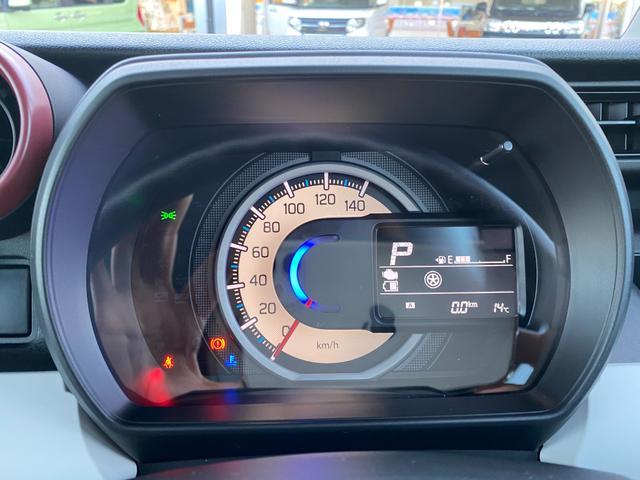 ハイブリッドG 届出済未使用車 両側スライドドア オートエアコン スマートキー マイルドハイブリッド プッシュスタート ベンチシート フルフラット オートライト 軽自動車(13枚目)