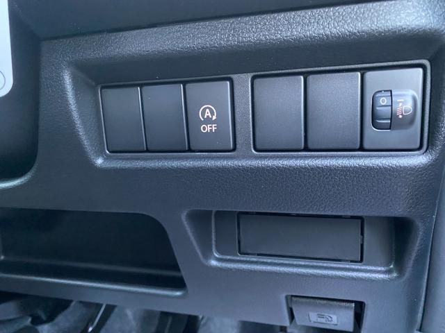 ハイブリッドG 届出済未使用車 両側スライドドア オートエアコン スマートキー マイルドハイブリッド プッシュスタート ベンチシート フルフラット オートライト 軽自動車(16枚目)