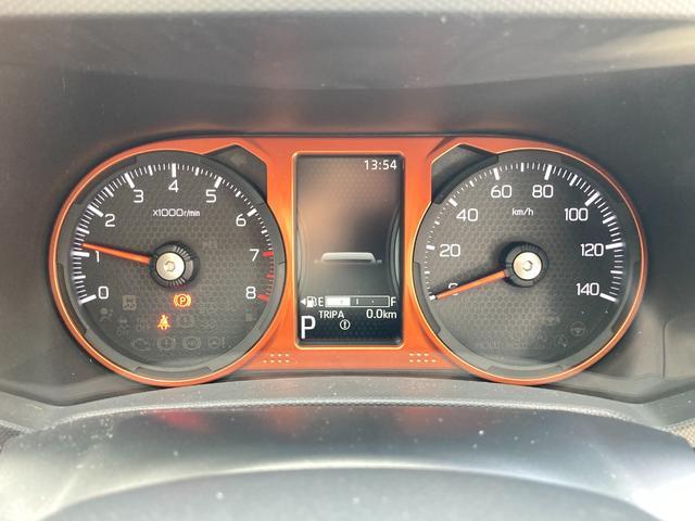 G 届出済未使用車 衝突軽減ブレーキ スカイフィールトップ コーナーセンサー オートライト スマートキー シートヒーター LEDライト バックカメラ 電動パーキングブレーキ SUV 軽自動車(14枚目)