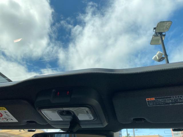 G 届出済未使用車 衝突軽減ブレーキ スカイフィールトップ コーナーセンサー オートライト スマートキー シートヒーター LEDライト バックカメラ 電動パーキングブレーキ SUV 軽自動車(23枚目)