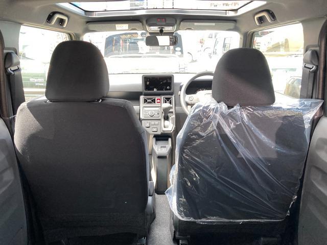 X 届出済未使用車 衝突軽減ブレーキ スカイフィールトップ コーナーセンサー オートライト スマートキー LEDライト バックカメラ 電動パーキングブレーキ SUV 軽自動車(26枚目)