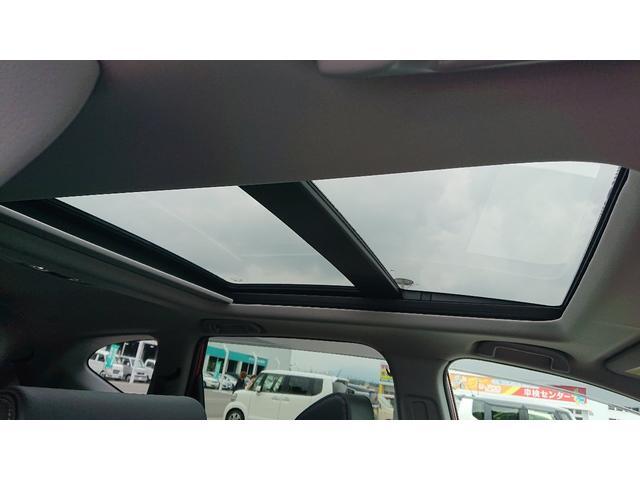 EXマスターピース 黒レザーシート サンルーフ 当社デモカー(19枚目)