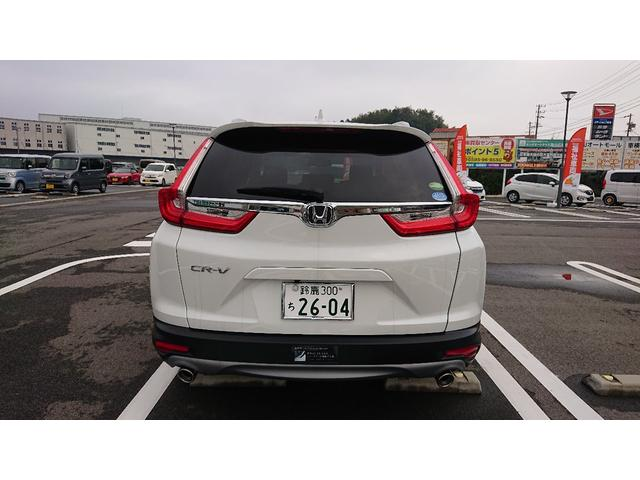 「ホンダ」「CR-V」「SUV・クロカン」「三重県」の中古車3