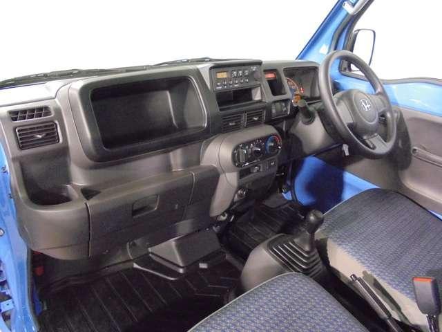 ホンダ アクティトラック SDX エアコン パワステ 5速MT車 4WD チョイ乗り車