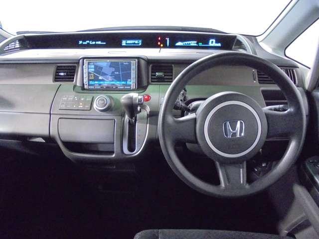 ホンダ ステップワゴン G スタイルED 純正HDDナビTV Wパワスラ 1オーナー