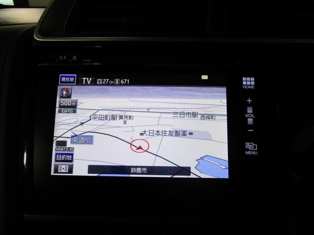 ホンダ フィットハイブリッド Lパッケージ 純正SDナビTV Bカメラ LED 1オーナー