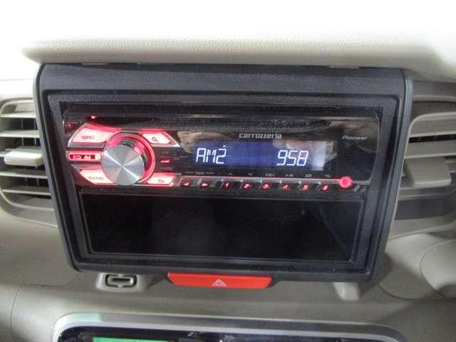 G 社外CD AUX インテリキー オートAC ワンオーナー(5枚目)