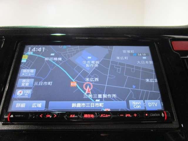 Gターボパッケージ 社外SDナビTV 安心PKG 1オーナー(5枚目)