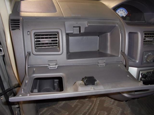 三菱 eKワゴン M コラムAT キーレス 社外カセット ワンオーナー