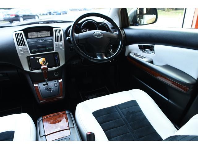 240G 26インチAW 車高調 ワンオフシートカバー(9枚目)