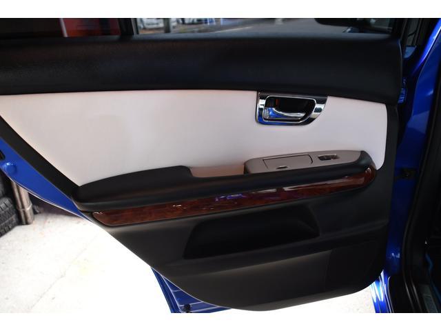 240G 26インチAW 車高調 ワンオフシートカバー(16枚目)