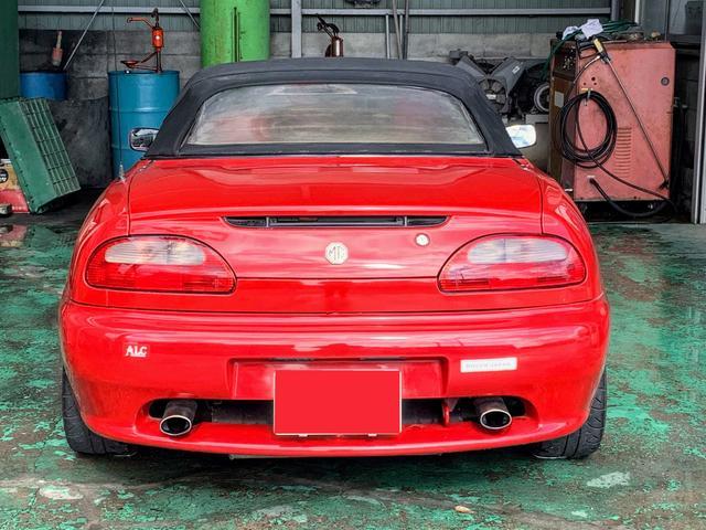 「MG」「MGF」「オープンカー」「愛知県」の中古車4