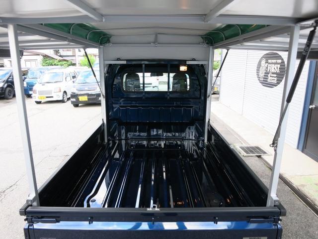 スズキ キャリイトラック KCエアコン・パワステ農繁仕様 4WD 未使用車