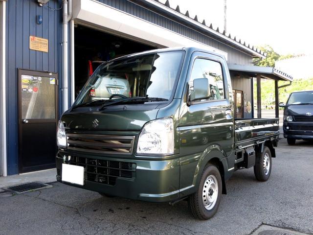 KC農繁スペシャル 4WD 届出済未使用車(2枚目)