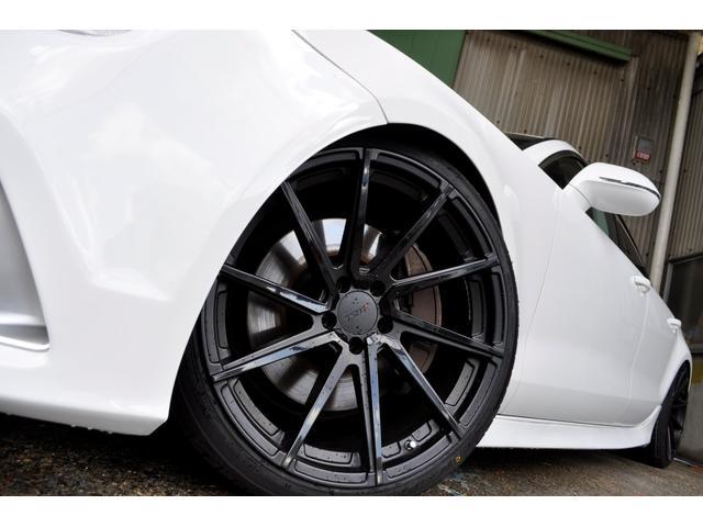 3.0TFSIクワトロ RS仕様 新品車高調 20in(7枚目)