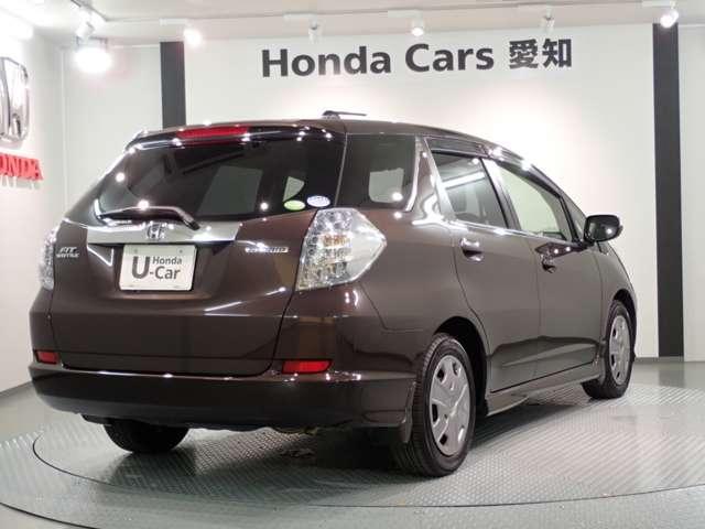「ホンダ」「フィット」「ステーションワゴン」「愛知県」の中古車8
