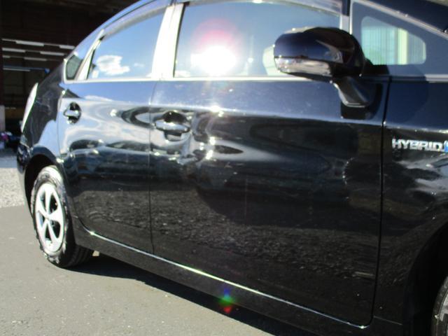 トヨタ プリウス L 後期型 CDデッキ  無料1年保証付き