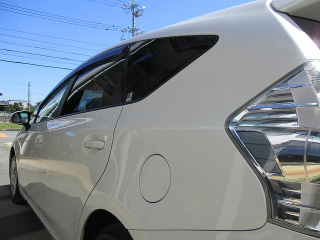 トヨタ プリウスアルファ S 純正ナビ TV ETC Bカメラ 1年間保証付