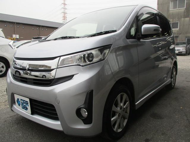 「三菱」「eKカスタム」「コンパクトカー」「三重県」の中古車5