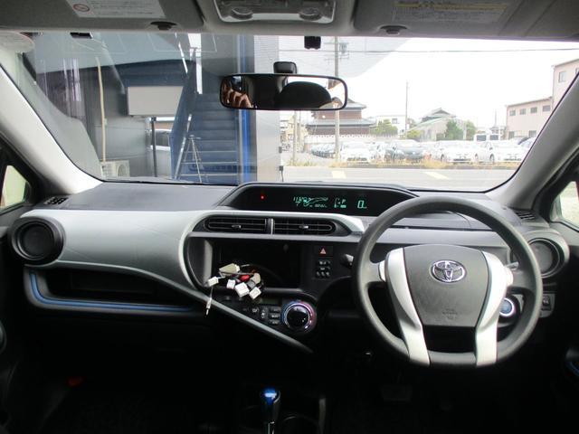 「トヨタ」「アクア」「コンパクトカー」「三重県」の中古車13