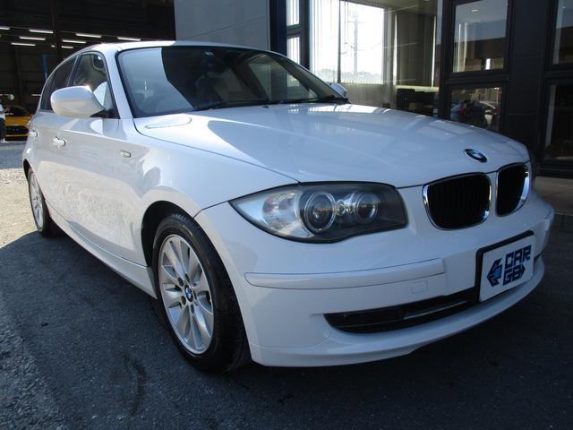 「BMW」「1シリーズ」「コンパクトカー」「三重県」の中古車3