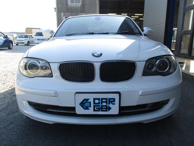 「BMW」「1シリーズ」「コンパクトカー」「三重県」の中古車4