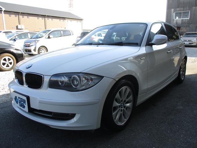 「BMW」「1シリーズ」「コンパクトカー」「三重県」の中古車5
