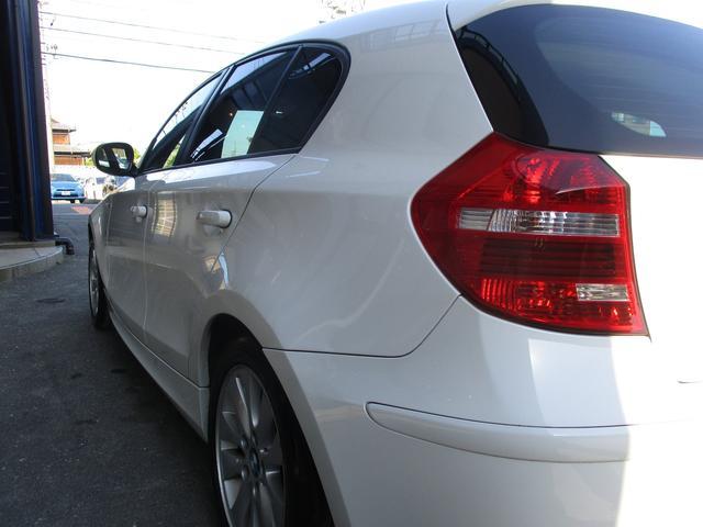 「BMW」「1シリーズ」「コンパクトカー」「三重県」の中古車7