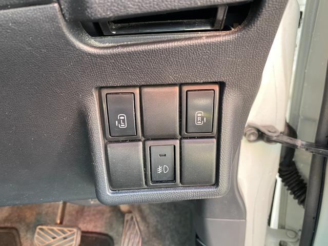 ハイウェイスターターボ 両側電動スライドドア HIDヘッドライト フォグランプ インテリキー プッシュスタート 純正エアロ(8枚目)