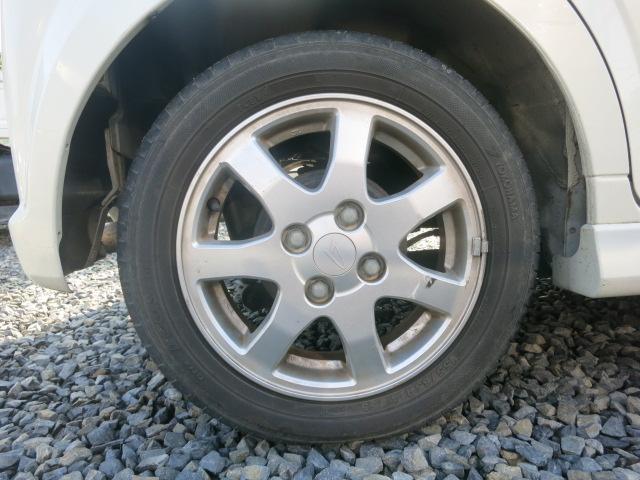 ダイハツ ムーヴ カスタム Rリミテッド ターボ 4WD エアロ
