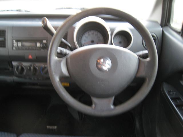 スズキ ワゴンR FX PS PW フルフラット ベンチシート 盗難防止