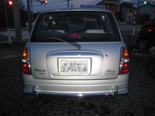 ジーノ 4WD(3枚目)