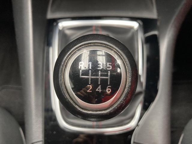 15Sツーリング 6速MT 社外18インチアルミ 純正ナビ フルセグTV DVD再生 バックカメラ スマートキー HIDヘッドライト レーダークルーズコントロール スマートブレーキサポート ブラインドスポットモニター(20枚目)