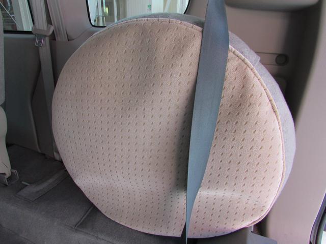車いす移動車 スローパー 電動ウインチ リアシート付4人乗り(9枚目)