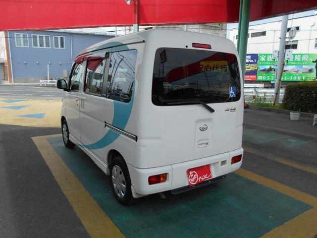 カスタムターボR 法人仕様スローパー 4WD(8枚目)
