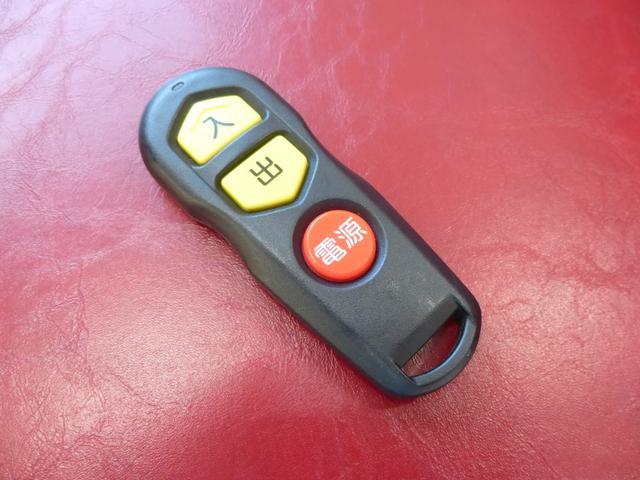G車いす仕様車 スローパー 電動ウインチ(25枚目)