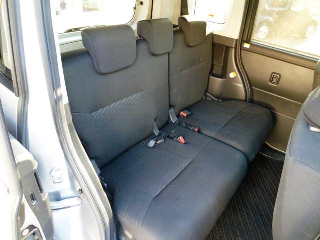 後部座席の写真となります!各種お問合せはお気軽に0066-9701-9023までお問合せ下さい!