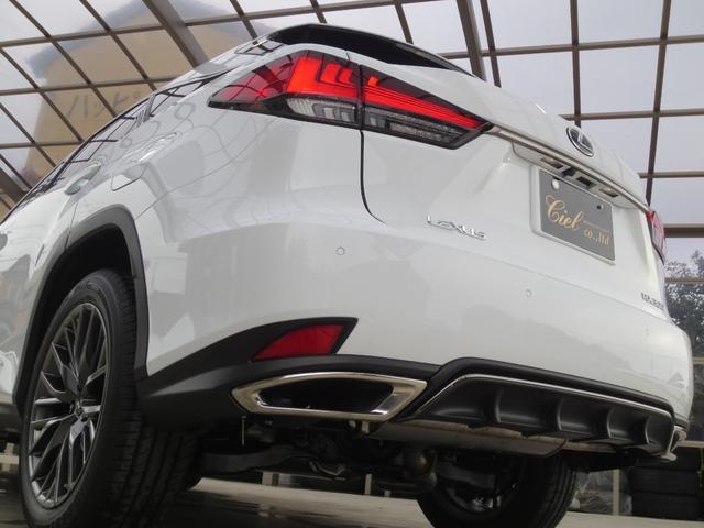 「レクサス」「RX」「SUV・クロカン」「愛知県」の中古車20