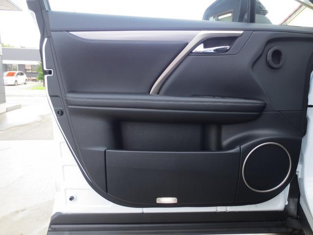 「レクサス」「RX」「SUV・クロカン」「愛知県」の中古車39