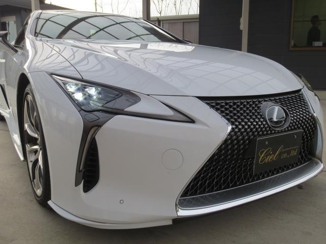 「レクサス」「LC」「クーペ」「愛知県」の中古車5